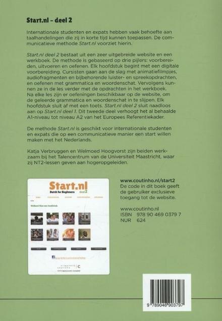 Start.nl : Dutch for beginners. 2