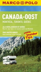 Canada-Oost : Montréal, Toronto, Québec