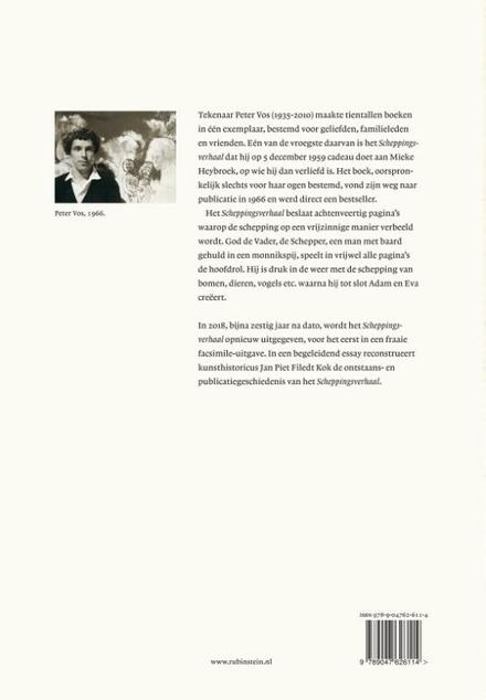 Scheppingsverhaal : met een essay van Jan Piet Filedt Kok