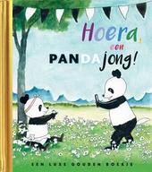 Hoera een pandajong!