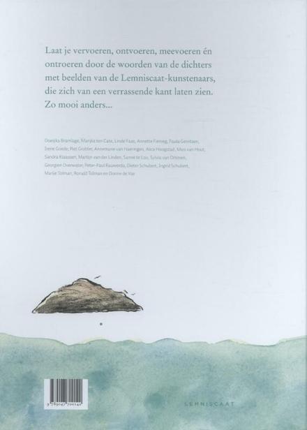 Zo mooi anders : een gedichtenprentenboek