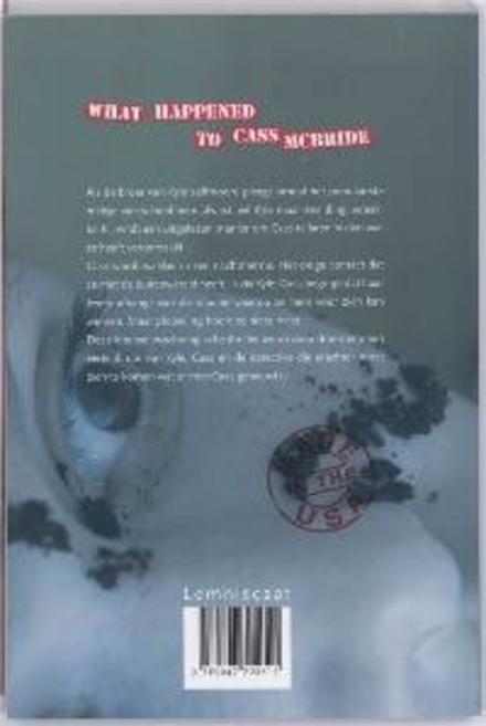 What happened to Cass McBride : vinden ze haar op tijd?