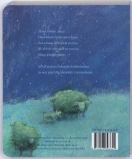 Daar buiten loopt een schaap : liedjes voor de allerkleinsten