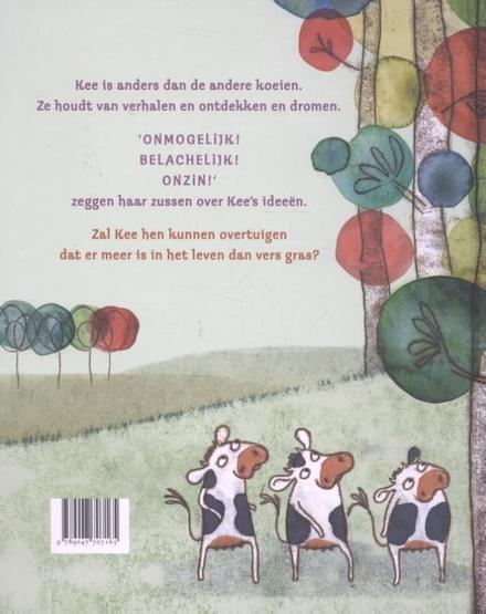 De koe die in een boom klom