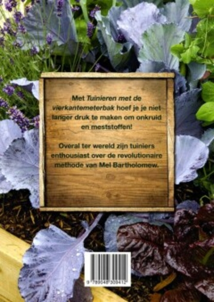 Tuinieren met de vierkantemeterbak