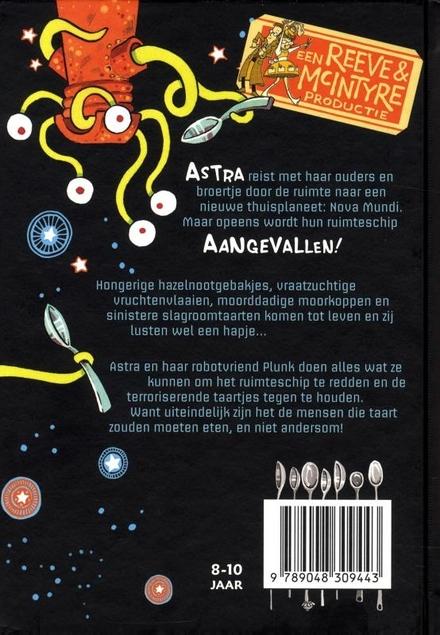 Astra en de astrotaartjes