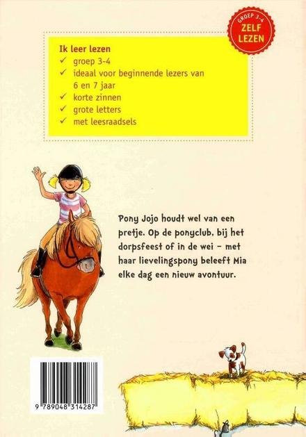 Jojo, mijn kleine pony : ponyverhaaltjes