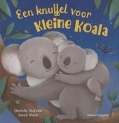 Een knuffel voor kleine koala