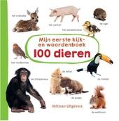 Mijn eerste kijk-en woordenboek : 100 dieren