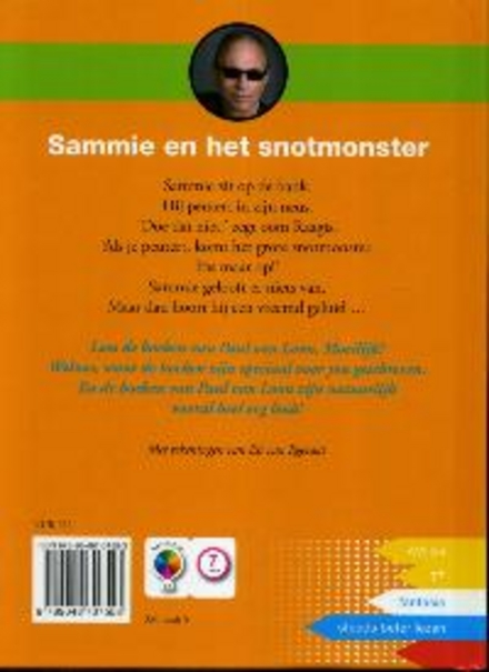 Sammie en het snotmonster