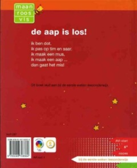 De aap is los!