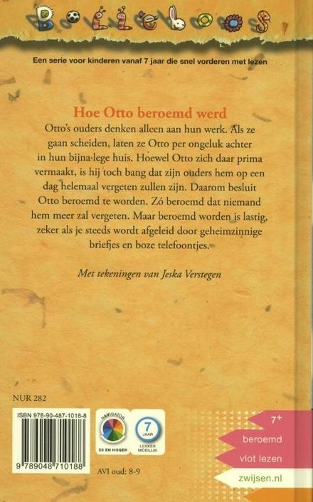 Hoe Otto beroemd werd
