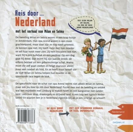 Reis door ... Nederland