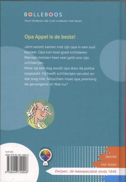 Opa Appel is de beste!