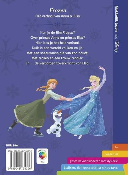 Frozen : het verhaal van Anna & Elsa