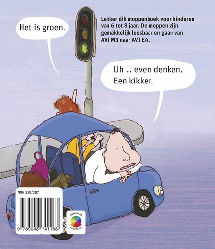 Leuk, een mop! : dubbeldik AVI-moppenboek