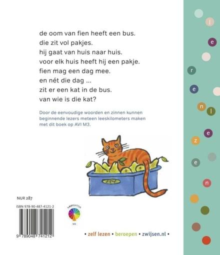 Een kat in de bus : hoe dan?