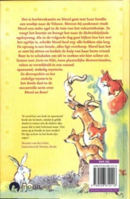 De dierenpolitie en het stekelige mysterie