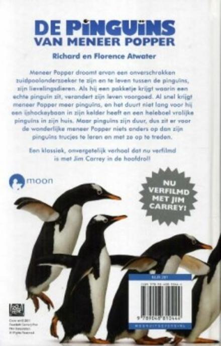 De pinguïns van meneer Popper