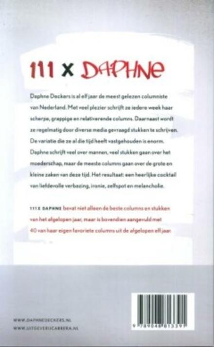 111x Daphne : over mannen, moeders en meer!