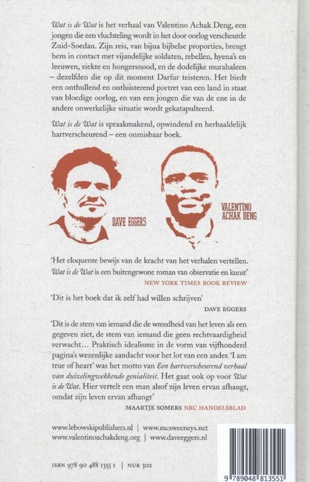 Wat is de wat : de autobiografie van Valentino Achak Deng