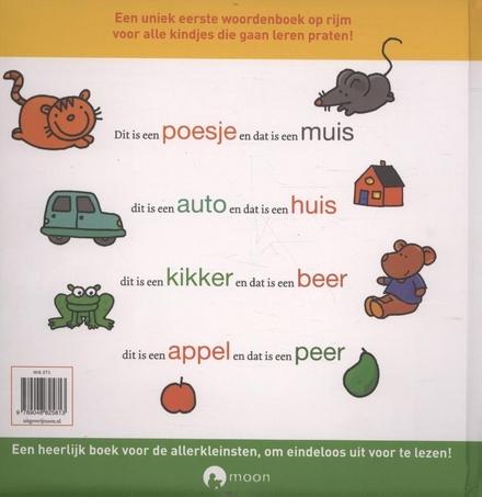 Mijn eerste aanwijsboek op rijm