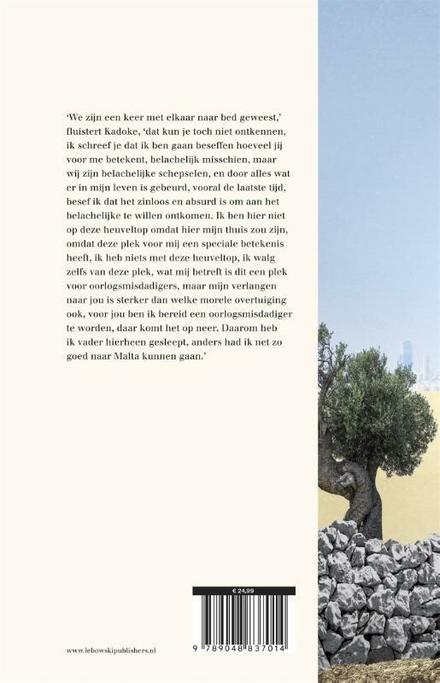 Bezette gebieden : roman