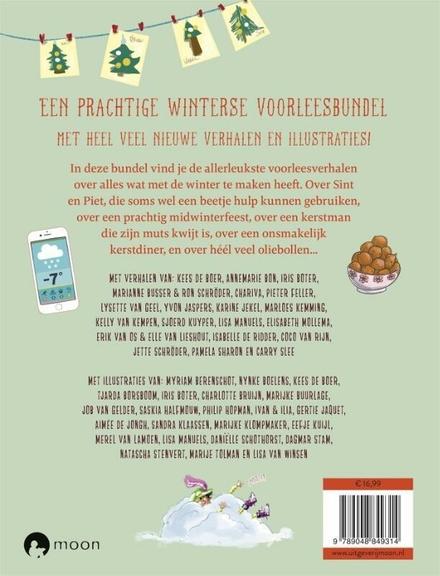 Het wonderlijke winterboek : heel veel hartverwarmende voorleesverhalen over de winter