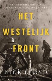 Het westelijk front : een geschiedenis van de Eerste Wereldoorlog