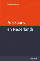 Prisma groot woordenboek Afrikaans en Nederlands