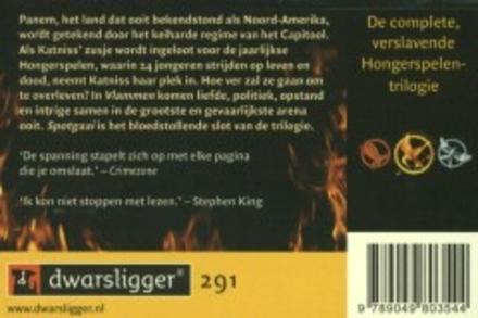 De hongerspelen, Vlammen & Spotgaai