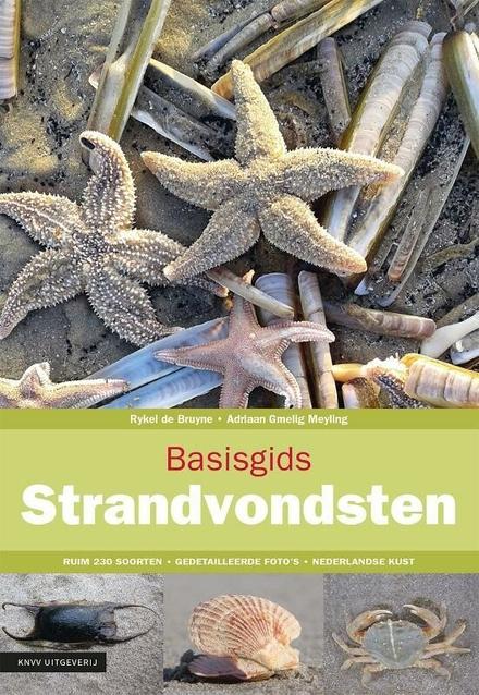 Basisgids strandvondsten : kennismaking met het zeeleven langs de Nederlandse kust