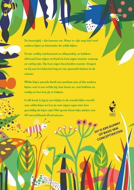 Wilde bijen parade : alles wat je over bijen wilde weten