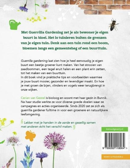 Guerrilla gardening : voor iedereen met een hart voor een groene wereld