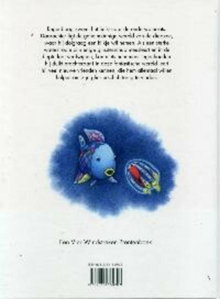 De mooiste vis van de zee zoekt zijn glinsterschub
