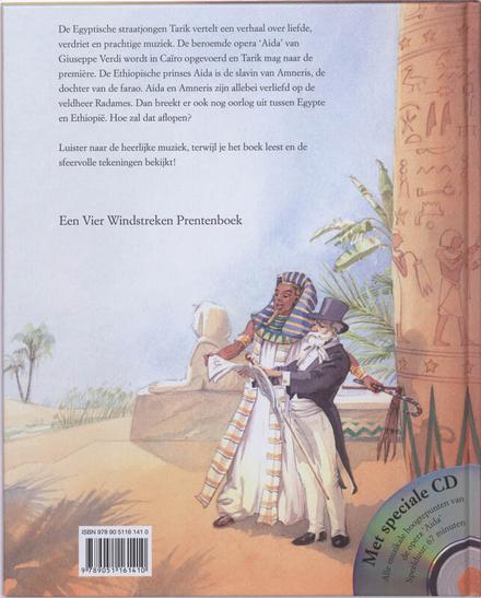 Aida : een muzikaal prentenboek : een opera van Giuseppe Verdi