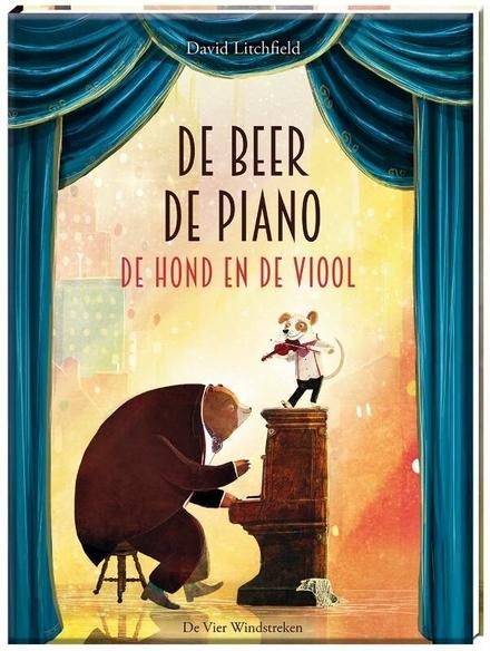De beer, de piano, de hond en de viool