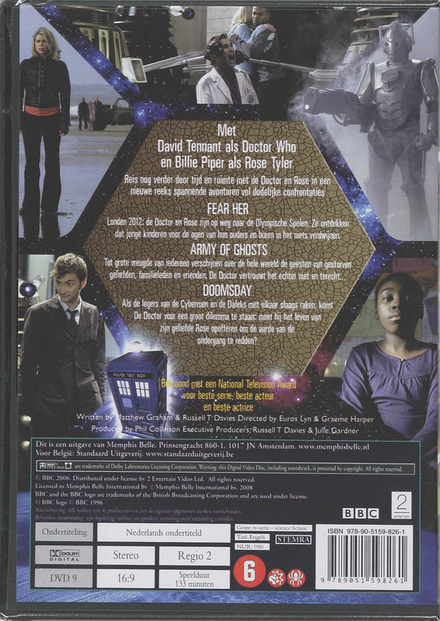 Doctor Who. Serie 2