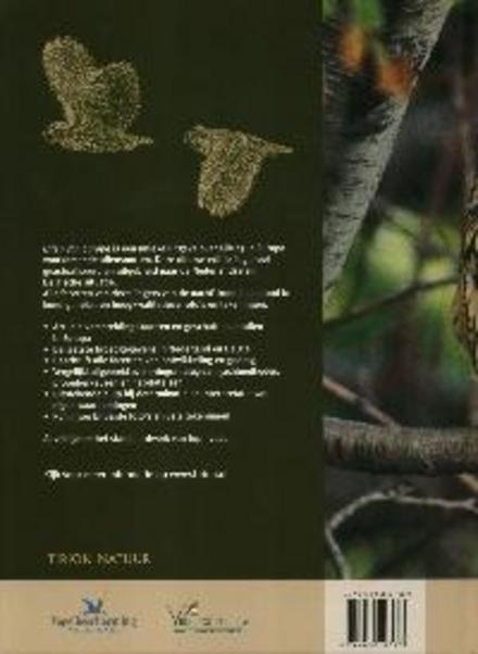 Uilen van Europa : biologie, kenmerken, populaties