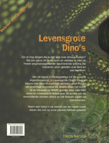 Levensgrote dino's