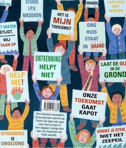 Ons huis staat in brand : Greta Thunbergs oproep om onze planeet te redden