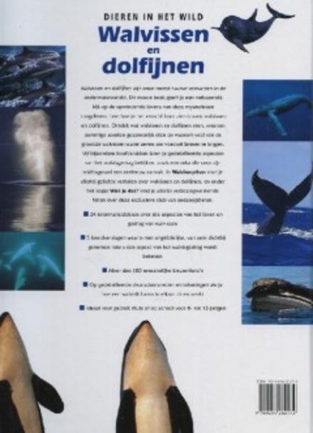 Walvissen en dolfijnen
