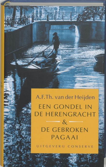 Een gondel in de Herengracht ; De gebroken pagaai
