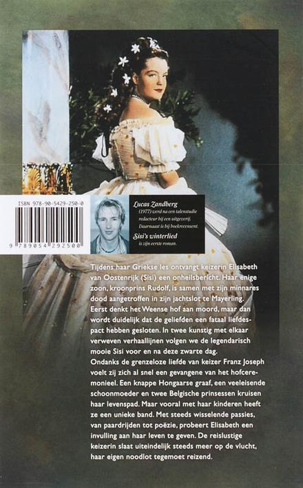 Sisi's winterlied : roman over keizerin Elisabeth van Oostenrijk