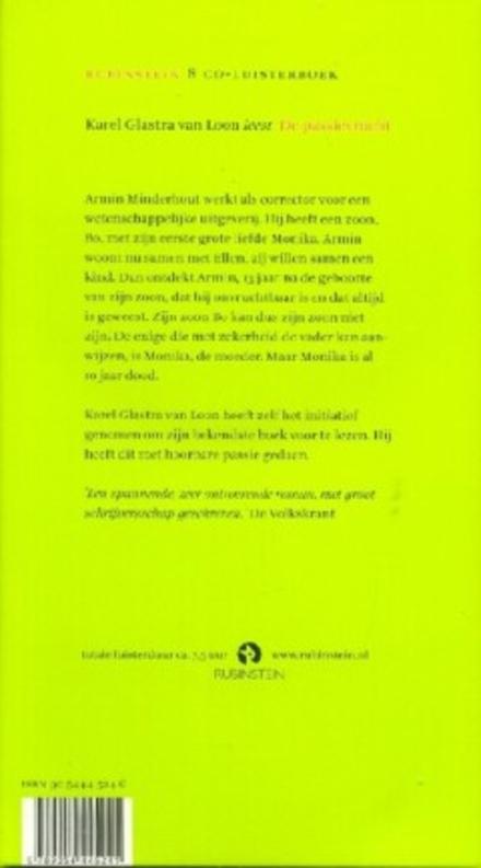 Karel Glastra van Loon leest De passievrucht