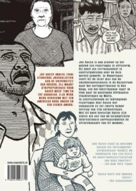 Reportages : Den Haag, de Palestijnse Gebieden, de Kaukasus, Irak, migratie, India
