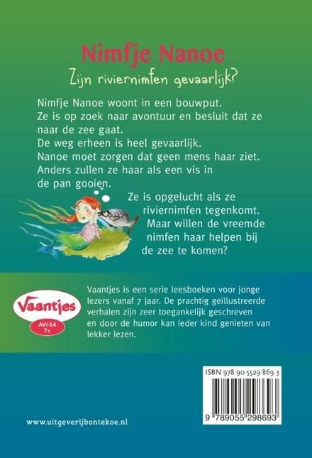 Zijn riviernimfen gevaarlijk? : meeluisterboek