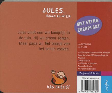 Jules, Hanna en Witje