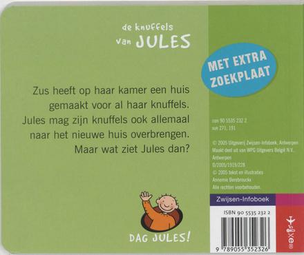 De knuffels van Jules