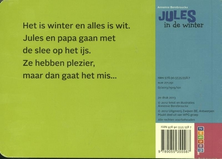 Jules in de winter
